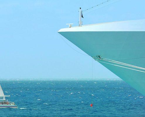 Investment Venture corporate ship