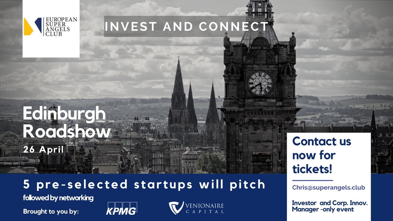 Invest in Edinburgh